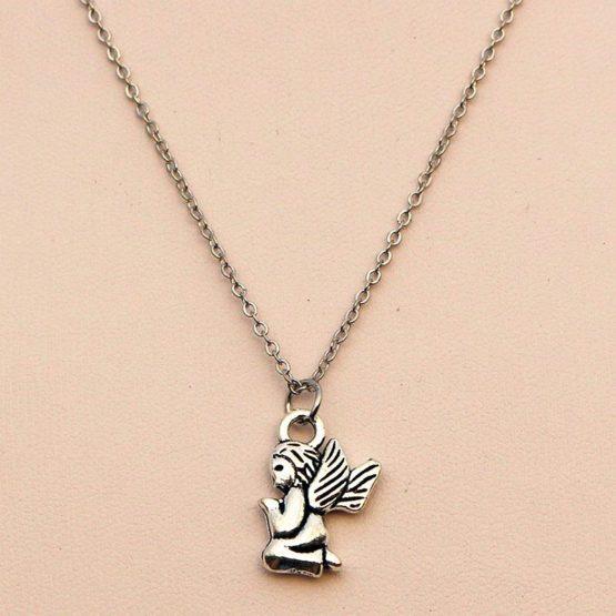 řetízek s andělem