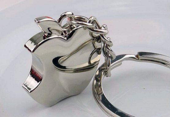 klíčenka apple