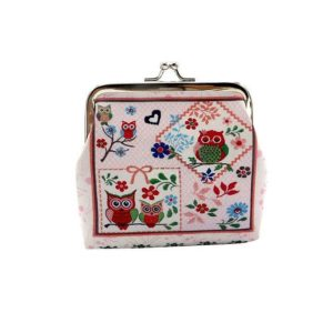 peněženka kabelka se sponou