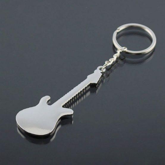 přívěšek na klíče kytara