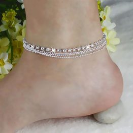 bracelet foot 4line