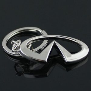 na klíče od auta Infinity