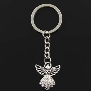 klíčenka anděl