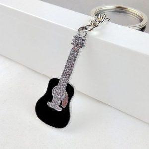 klíčenka kytara
