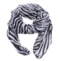 šála zebra