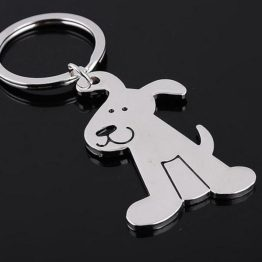 klíčenka pes