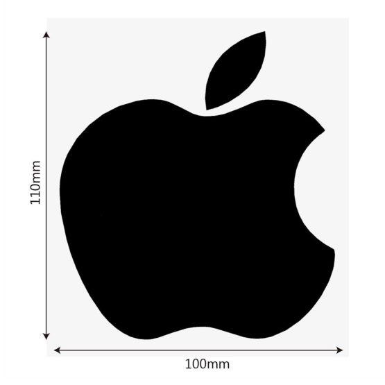 samolepka apple