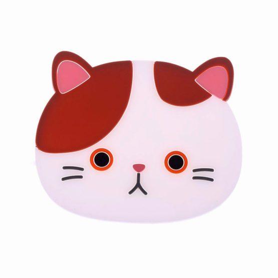 podtácek kočka
