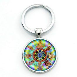 na klíče mandala božstva