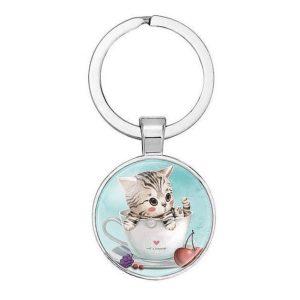 na klíče kotě