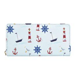 dámská peněženka Léto u moře
