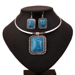 sada náhrdelník a náušnice